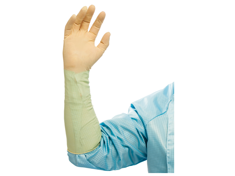 BioClean Extra Sterile Latex Textured Grip Latex Gloves