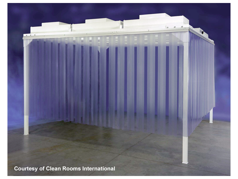 Flexible Solutions Softwall Cleanrooms